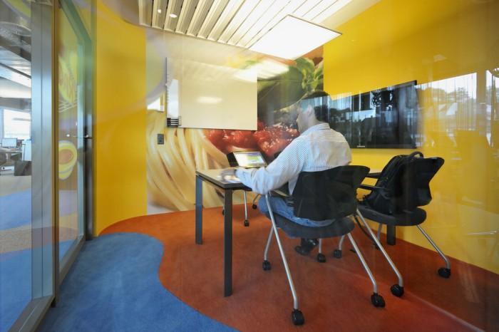 スイスにあるユニリーバのクリエイティブなオフィス6