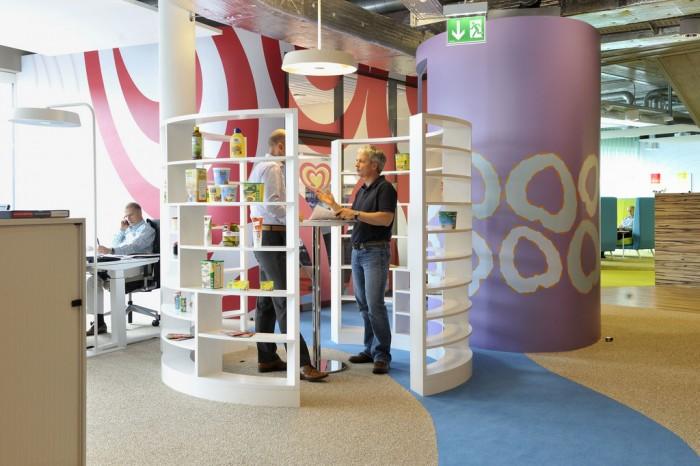 スイスにあるユニリーバのクリエイティブなオフィス7