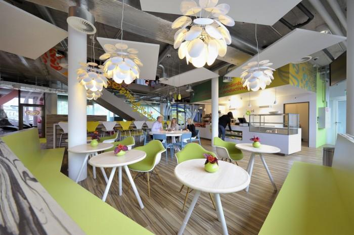 スイスにあるユニリーバのクリエイティブなオフィス8