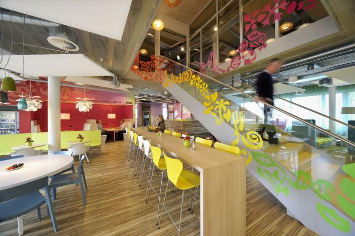 スイスにあるユニリーバのクリエイティブなオフィス9