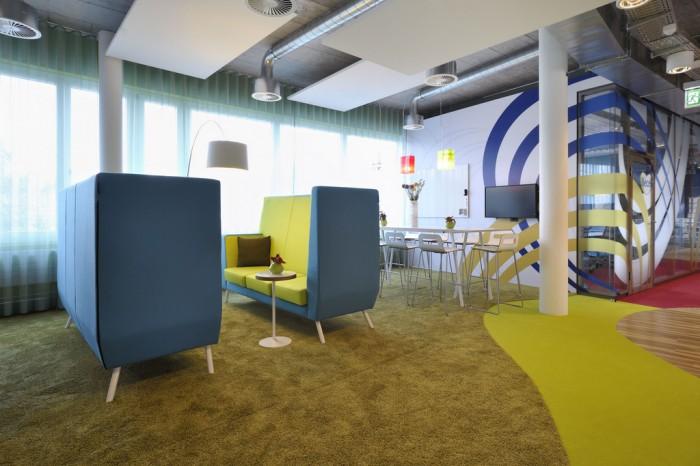 スイスにあるユニリーバのクリエイティブなオフィス10