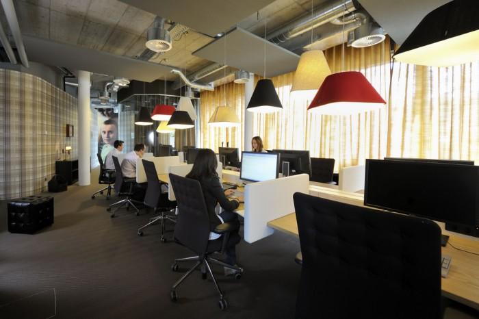 スイスにあるユニリーバのクリエイティブなオフィス12