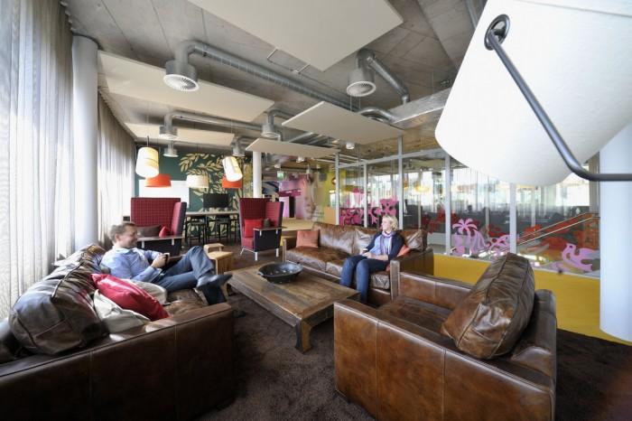 スイスにあるユニリーバのクリエイティブなオフィス15