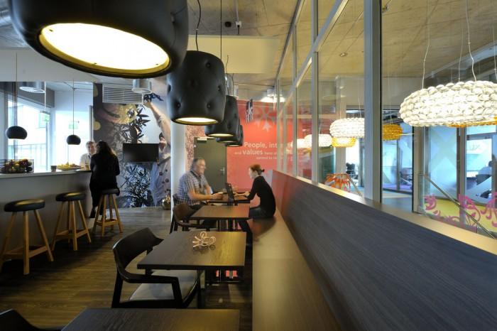 スイスにあるユニリーバのクリエイティブなオフィス16