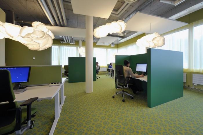 スイスにあるユニリーバのクリエイティブなオフィス17