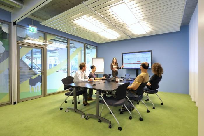 スイスにあるユニリーバのクリエイティブなオフィス18