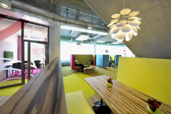 スイスにあるユニリーバのクリエイティブなオフィス19