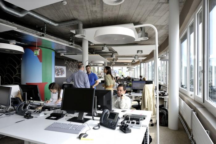 スイスにあるユニリーバのクリエイティブなオフィス20