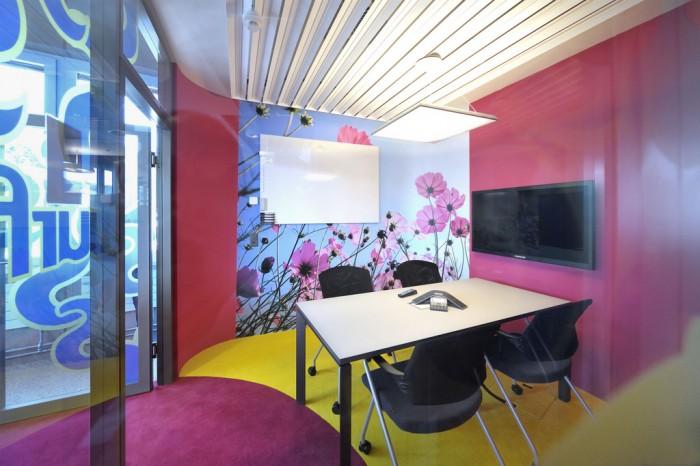 スイスにあるユニリーバのクリエイティブなオフィス22