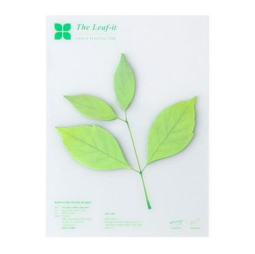 葉っぱの付箋、ポストイット「Leaf-it」9