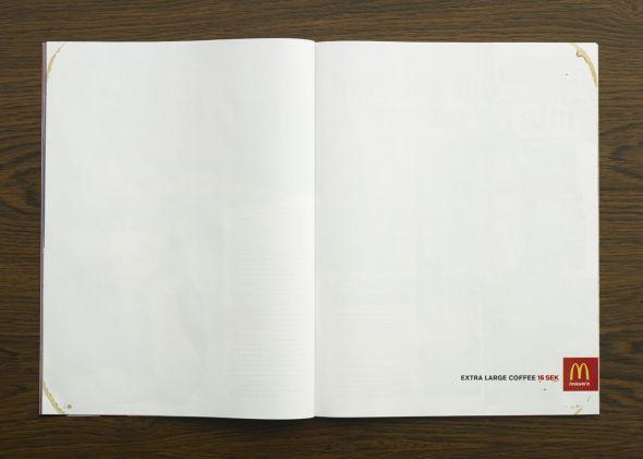 マクドナルドのクリエイティブな広告20選12