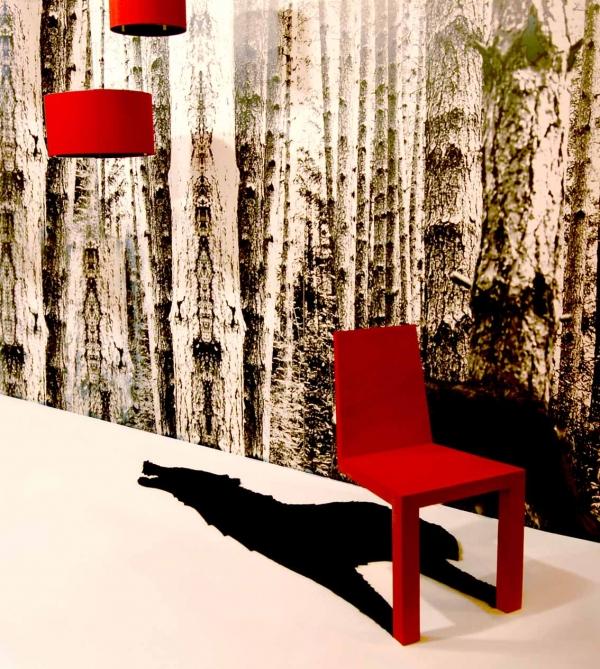 一瞬どうなっているのか目を疑ってしまう椅子「 Shadow Chair」23