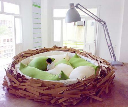 12 Unique and Creative Beds12