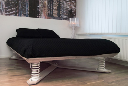 12 Cool and Stylish Modern Beds4