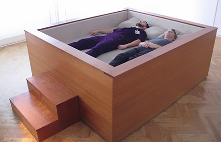 12 Cool and Stylish Modern Beds12