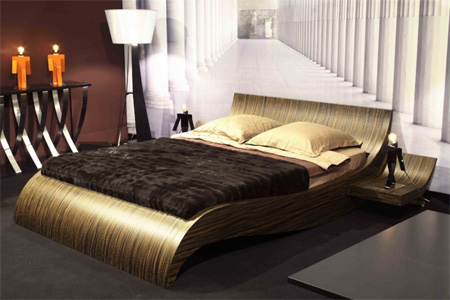 12 Cool and Stylish Modern Beds13
