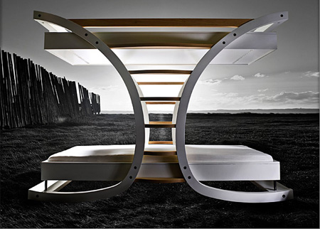 12 Cool and Stylish Modern Beds2