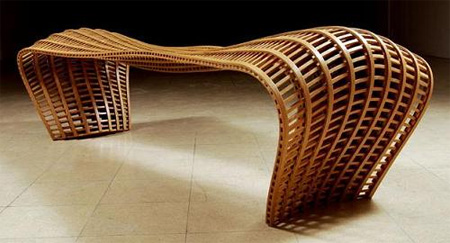 Beautiful Bench Designs Collection1