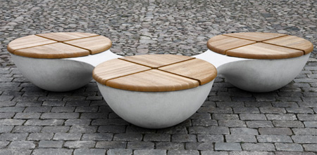 Beautiful Bench Designs Collection16