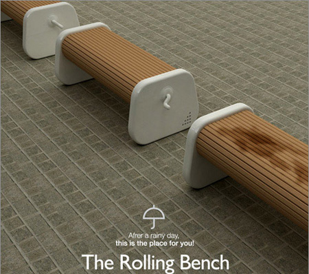 Beautiful Bench Designs Collection3