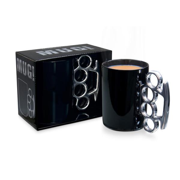 メリケンサックのマグカップ「mug!」5