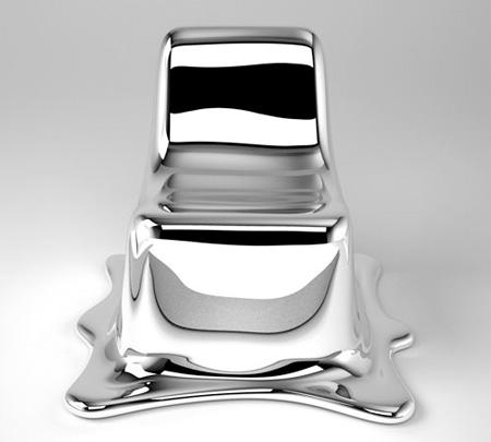 驚くべきデザインの椅子15