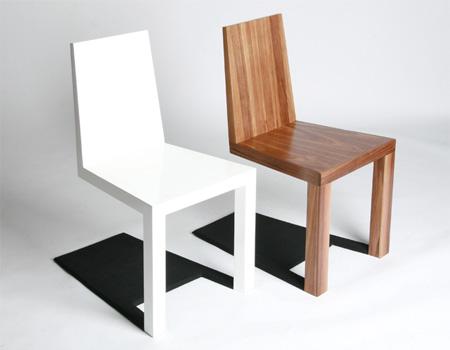 驚くべきデザインの椅子2