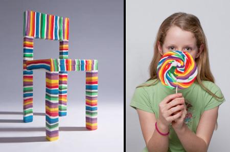 驚くべきデザインの椅子9