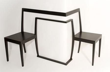驚くべきデザインの椅子8