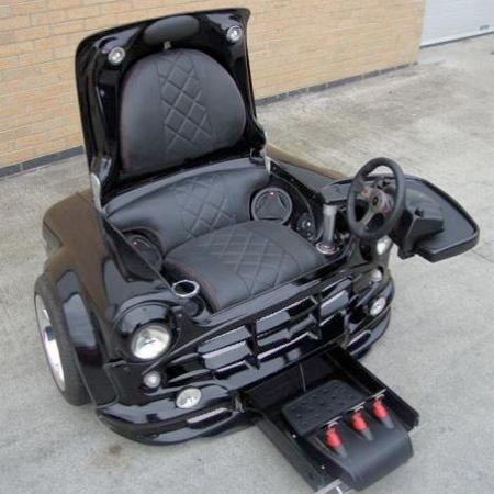 驚くべきデザインの椅子13