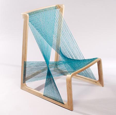驚くべきデザインの椅子12