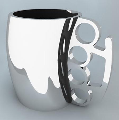 創造力豊かなクリエイティブなマグカップ