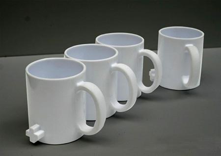 創造力豊かなクリエイティブなマグカップ18