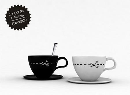 創造力豊かなクリエイティブなマグカップ8