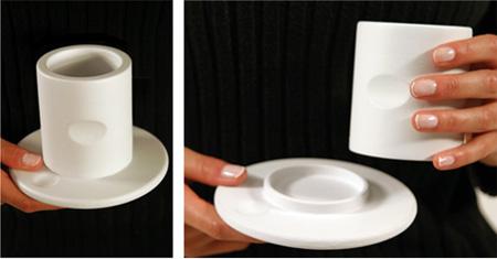創造力豊かなクリエイティブなマグカップ22