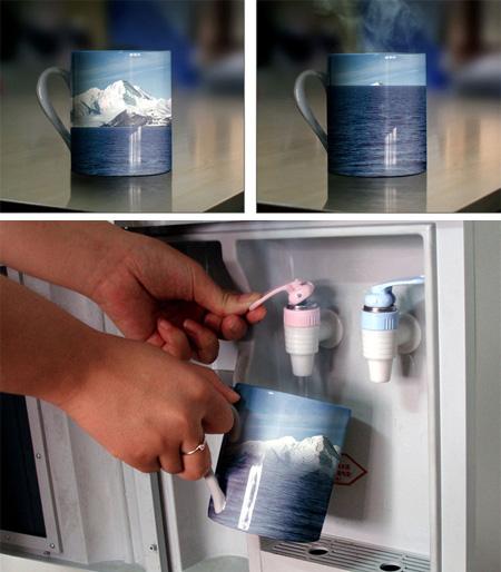 創造力豊かなクリエイティブなマグカップ9