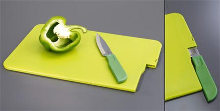 ユニークなまな板のデザイン2