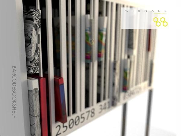 Barcode Bookshelf4