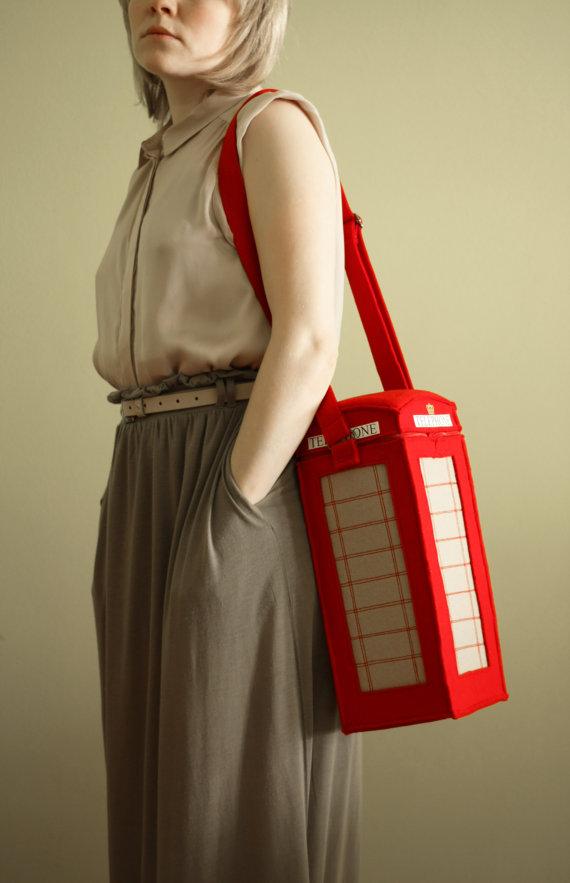 え?あんなものがバッグに?日常に溢れるいろんなものをかわいいバッグにしてしまった作品。2