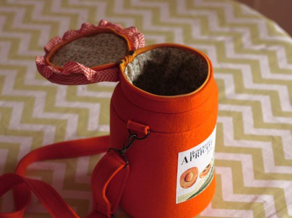 え?あんなものがバッグに?日常に溢れるいろんなものをかわいいバッグにしてしまった作品。15
