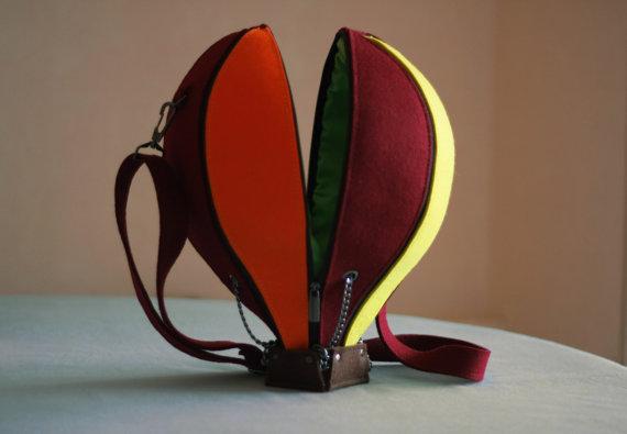 え?あんなものがバッグに?日常に溢れるいろんなものをかわいいバッグにしてしまった作品。5