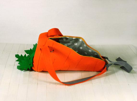え?あんなものがバッグに?日常に溢れるいろんなものをかわいいバッグにしてしまった作品。21