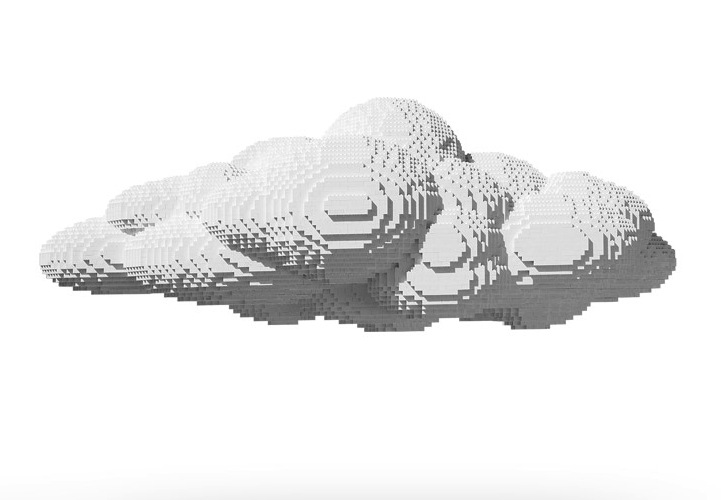 レゴがある風景。写真の中に隠れているレゴブロックで出来たナニか。16