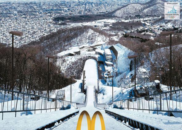 マクドナルドのクリエイティブな広告20選15