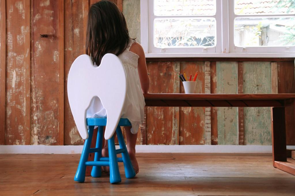 天使になれる椅子