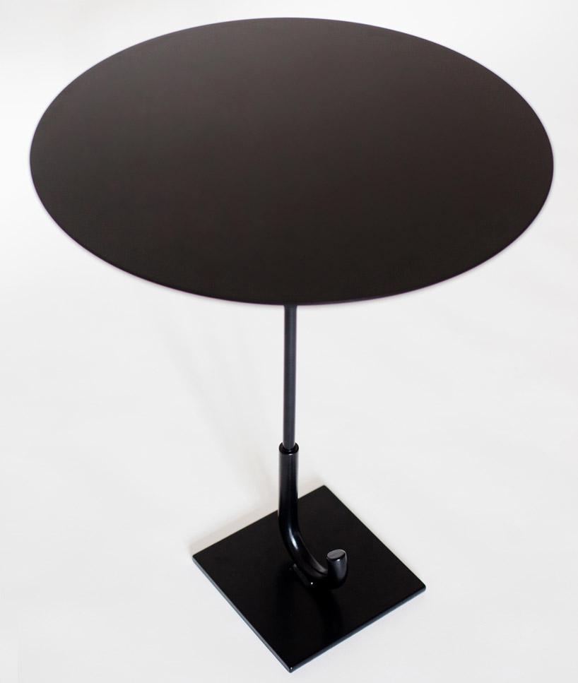 傘の形をしたテーブル「parapluie table」2