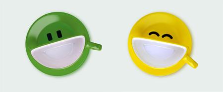 創造力豊かなクリエイティブなマグカップ20