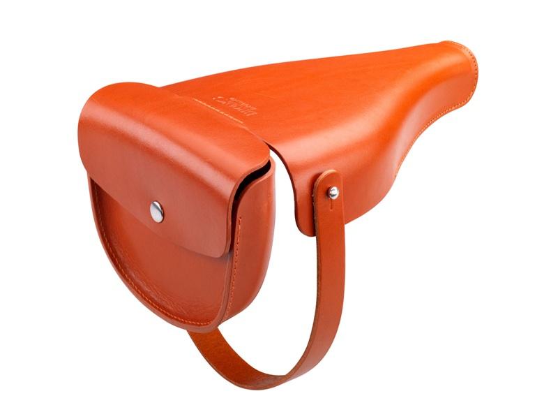 自転車のサドルにつける、可愛らしいミニバッグ「VICTORIA SADDLE HANDBAG」8