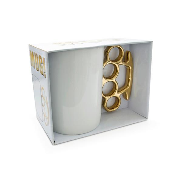 メリケンサックのマグカップ「mug!」4