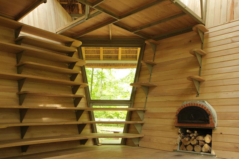 森の中の隠れ家5